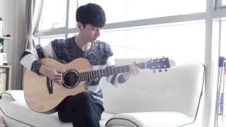(Chen X Punch) Everytime - Sungha Jung