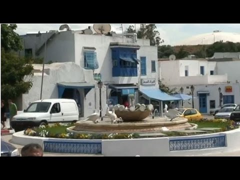 Tunis Sidi Bou Said and Carthago