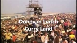 Donovan Leitch, Curry Land, 1970