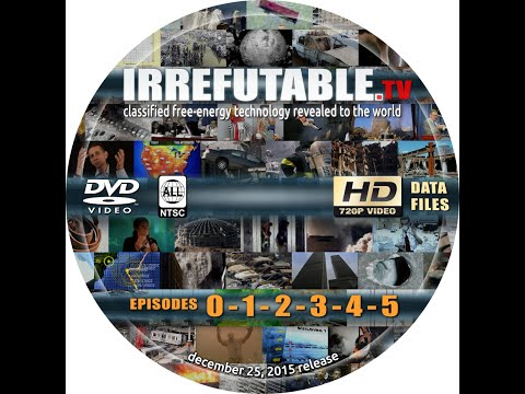 Dr. Judy Wood  IRREFUTABLE   (HD Full Length)