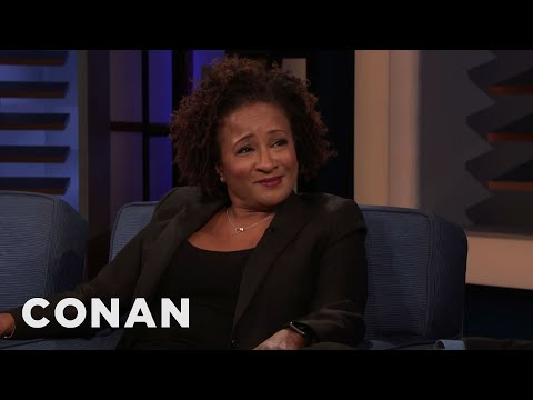 """Wanda Sykes On """"Visible: Out On Television"""" – CONAN on TBS"""
