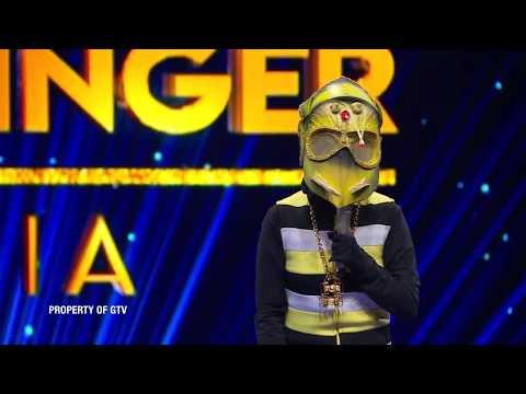 Jago  ulet hip hip bawain  havana  juri panelis suka    the mask singer eps  13  5 11  gtv 2018