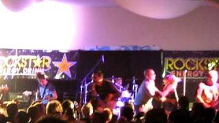 Strung Out - Ultimate Devotion & Scarecrow - 9 25 2009 - Pangea Music Festival - LongBeach, CA