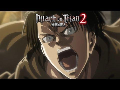 Attack on Titan 2: Final Battle DLC Expansion Trailer (2019)