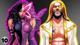 Top 10 Omega Level Mutants