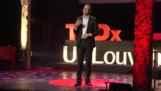 Great leadership starts with self-leadership | Lars Sudmann | TEDxUCLouvain