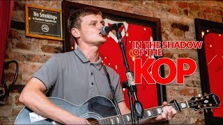 Liverpool fan Jamie Webster creates Liverpool songs | In the Shadow of the Kop Ep. 4 | NBC Sports