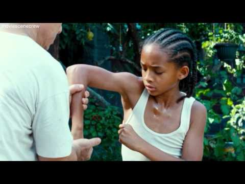 "The Karate Kid: ""Everything Is Kung Fu"""