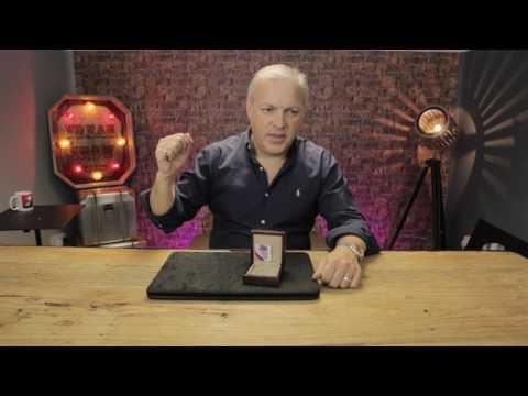 Medallion Box By Steve Cook, Tony Curtis, Magic Wagon