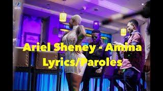 Ariel Sheney   Amina (Paroles)