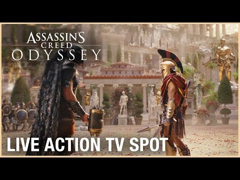 Assassin's Creed Odyssey: Live Action TV Spot | Ubisoft [NA] thumbnail