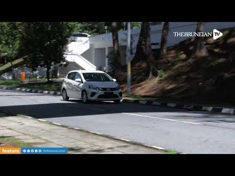 Perodua Myvi: a youthful, reliable driving companion