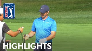 Rory McIlroy's highlights | Round 2 | BMW Championship 2019