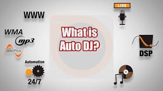SAM Broadcaster-Introducting ShoutCheap Internet Radio Servers - AutoDJ - A SAM Broadcaster Tutorial