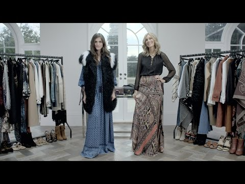 How to Dress Boho Chic  | NET-A-PORTER