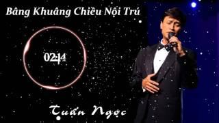 Hợp âm Bâng Khuâng Chiều Nội Trú Nguyễn Trung Cang
