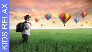 Hot Air Balloon Ride: A Guided Meditation For Kids, Childrens  Visualization For Sleep & Dreaming