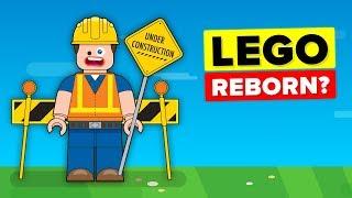 How Lego Reinvented Itself