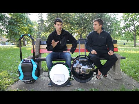 Inmotion V8 vs. V3F Pro vs. Segway One S1 / In-Depth Ownership Comparison