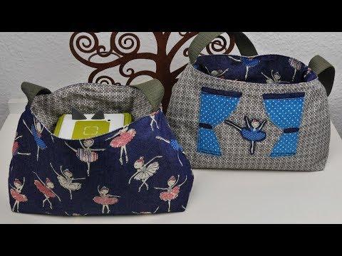 Ruck Zuck Wendetasche, Kindertasche, perfekte Tasche für die Toniebox
