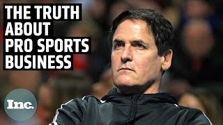 Mark Cuban Gets Brutally Honest About the Pro Sports Business   Inc.