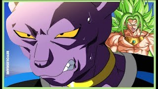 Was Beerus Prophetic Dream about BROLY