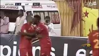 شاهد أهداف مباراة المريخ السودانى و مولودية العلمة الجزائرى (0:2)