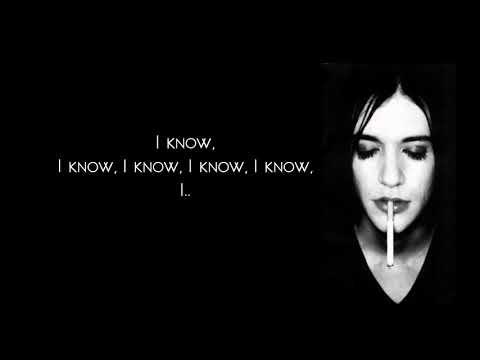 Placebo - I know 2008 (lyrics)