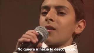 cuando el corazon llora subtit español Uziya Tzadok