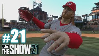 STARTING PITCHER FOR THE ALL-STAR GAME! | MLB The Show 21 | Road to the Show #21