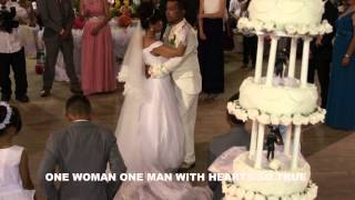 Lita And Marcelino's Wedding Party - To Say I Do - By Linky