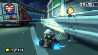 N64 Toad's Turnpike - 1:40.022 - K4I (Mario Kart 8 World Record)
