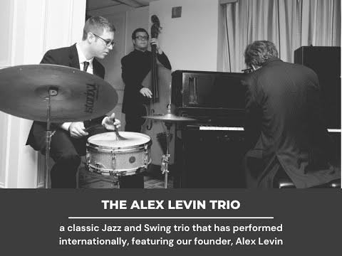 """Celia"" - The Alex Levin Trio"