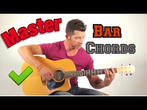 Mastering Bar Chords