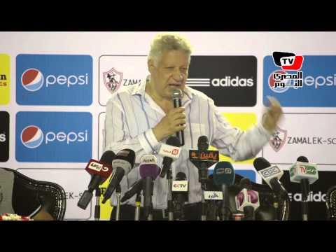 مرتضى منصور: أي لاعب هينتمي للألتراس هيتشطب من اتحاد الكرة