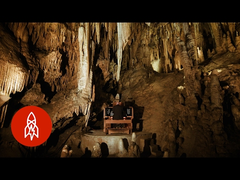 The World's Largest Instrument is Buried in a Cave