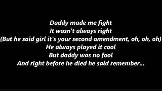 Daddy Lessons-Beyonce
