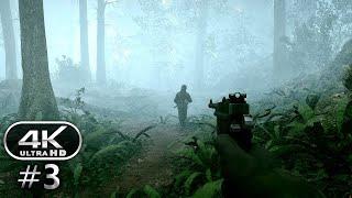 Battlefield 1 4K Gameplay Walkthrough Part 3 - BF1 Campaign 4K 60fps