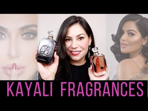 KAYALI FRAGRANCES | ELIXIR & VANILLA PERFUME REVIEW