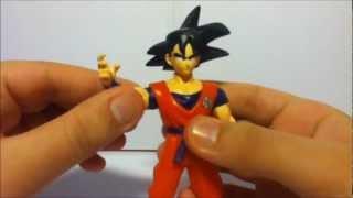Dragon Ball Z Android Saga Son-Goku Actionfigur (Dragonball)   German Review (Deutsch)