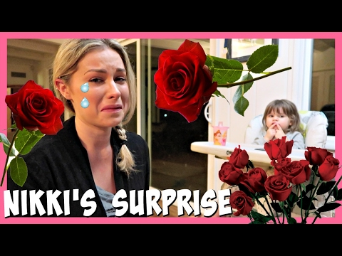 A SPECIAL SURPRISE FOR NIKKI
