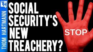New Sabotage of Social Security (w/ Alex Lawson)