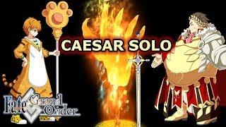 Gaius Julius Caesar  - (Fate/Grand Order) - Caesar Solo Jaguar Warrior - Babylonia [FGO NA]