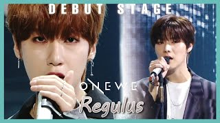 [Hot Debut] ONEWE - Regulus ,  ONEWE - 야행성 Show Music core 20190831