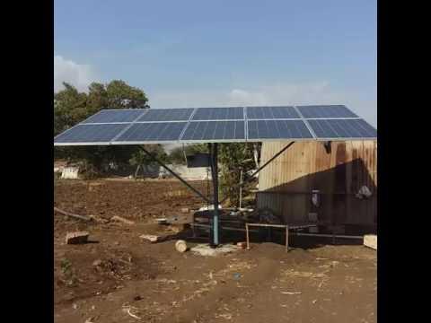7.5HP Solar Water Pump
