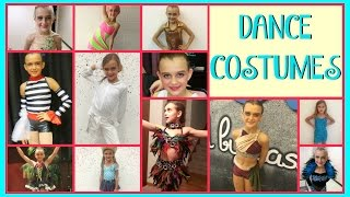 DANCE COSTUMES WITH OLD PHOTOS TOO!