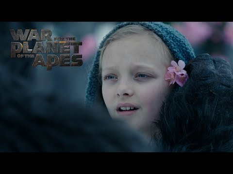 War for the Planet of the Apes (Clip 'Meeting Nova')