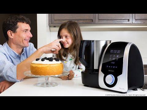 Robot de cocina Mambo Black