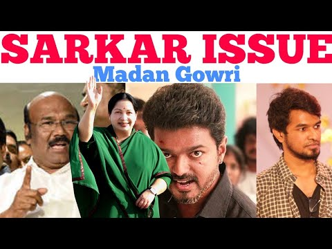 Download SARKAR ISSUE EXPLAINED | Tamil | Madan Gowri | MG HD Mp4 3GP Video and MP3