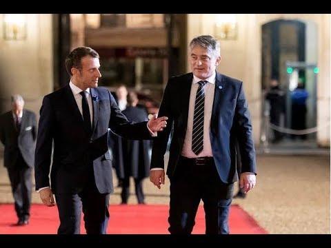Komšić: Makron je uznemirio građane BiH. Dodik: To je Komšićev privatni stav – 12.11.2019.